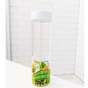 🆕 Starbucks Glass Water Bottle New Orleans YAH